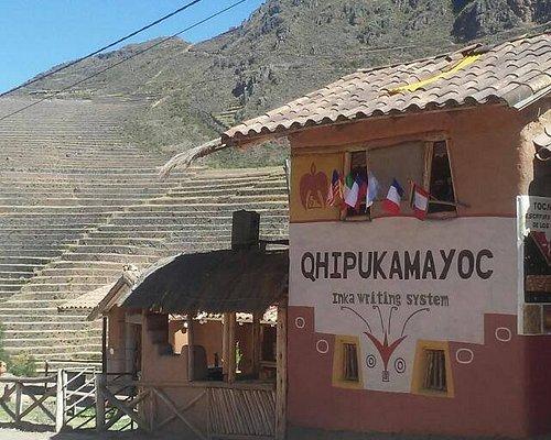 Escritura Inka _ Inka Writing System