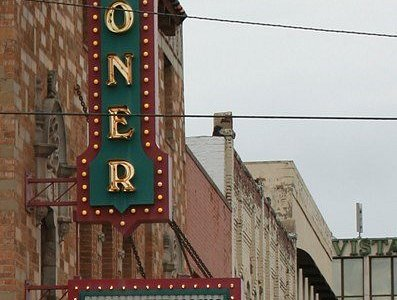 Sooner Theater Marquis