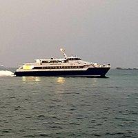 Hua Hin ferry