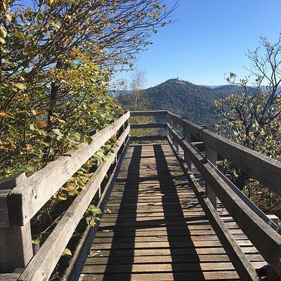 Felsenbrücke Baden-Baden