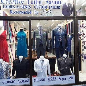 Creative tailor samui