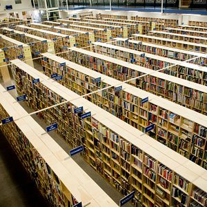 Books, and books, and books!