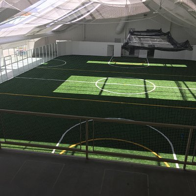Indoor Turf Field at the Field House