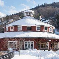Rumble's Kitchen, slopeside at Sugarbush Resort.