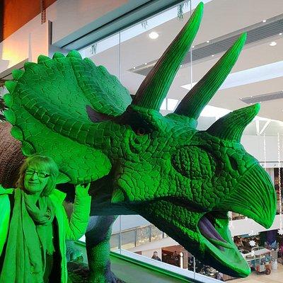 Juniper the Triceratops