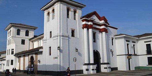 Iglesia de San Agustín, Popayán.