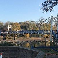 TL footbridge
