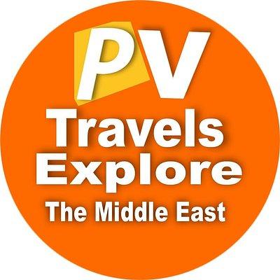 Pv Travels logo