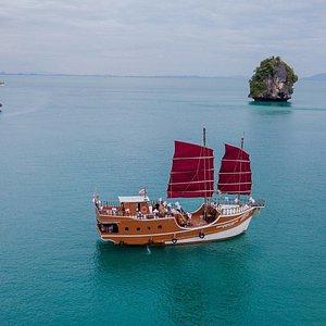 Best one on Krabi@Ao-Nang@Rai-Lay Beach@Thailand