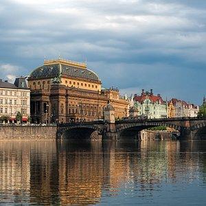 Народный театр Праги