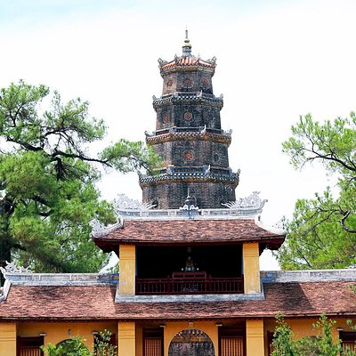 Thien Mu ancient pagoda