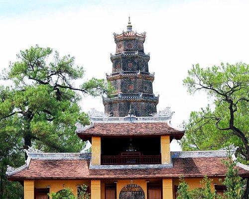 Thien Mu ancient pagoda