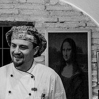 Chef Gabriele Giacomucci