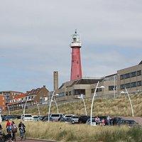 Scheveningen, lighthouse