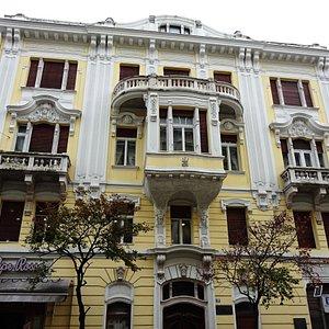 Braun-Biro Palace, Rijeka