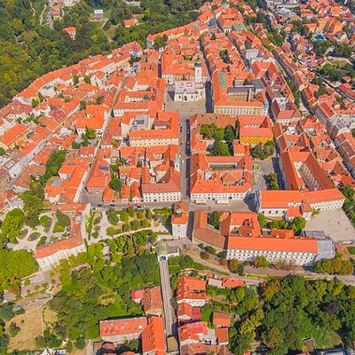 Zagreb Upper Town - breathtaking place with a lot of amazing stories :)