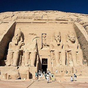Luxor Aswan and Abu Simbel Three days tour from El Gouna