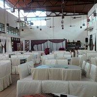 350 pax Dinning hall