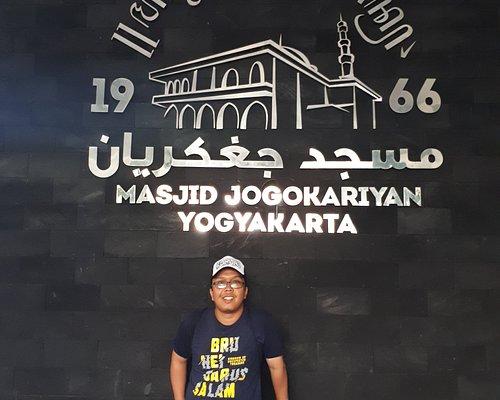 Jogokariyan Mosque