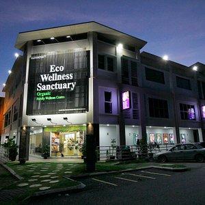 Eco Wellness Sanctuary @ Klang, Selangor looking its absolute finest.