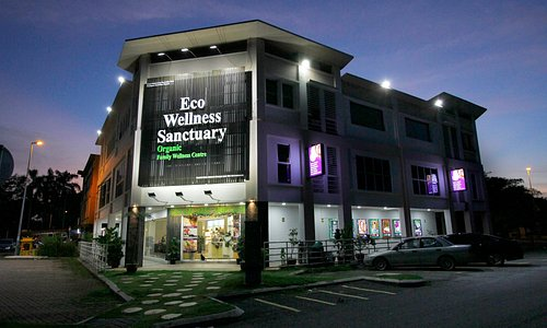 Eco Wellness Sanctuary @ Klang, Selangor looking its absolute finest.