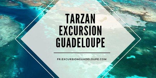 Tarzan Excursion Guadeloupe vous propose un panel d'excursions de qualité pour votre séjour en Guadeloupe