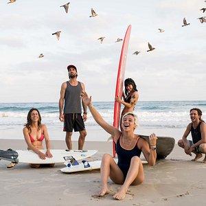 surfing course in tel aviv-aloha surf school