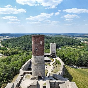 www.zamek.checiny.pl ZAMEK CZYNNY CAŁY ROK