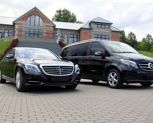 MErcedes S and V class