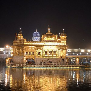 Golden temple of Amritsar part of our 2018 tour