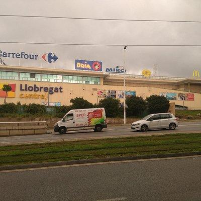 Exterior Centro Comercial