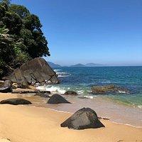 Praia Vermelha! Muito boa!