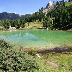 Il laghetto del Lagusel