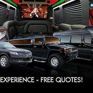 The Ultimate Limousine Experience!