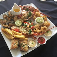 Seafood Platter for two...