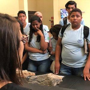 Museu de Arqueologia e Paleontologia da UFPI
