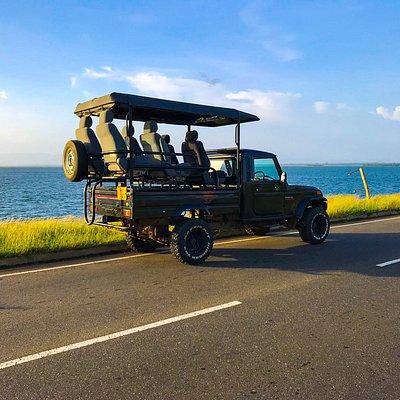 Roam Wings Safari Jeeps