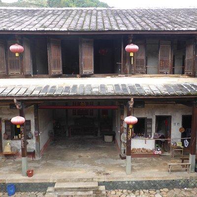華安土楼 東陽楼 2