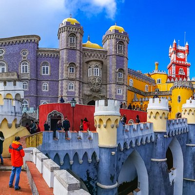 Pena Palace in Sintra
