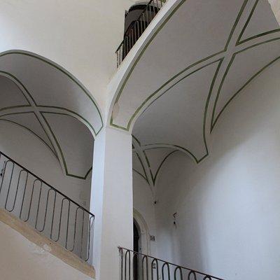 Scale interbe Palazzo Astuto di Fargione