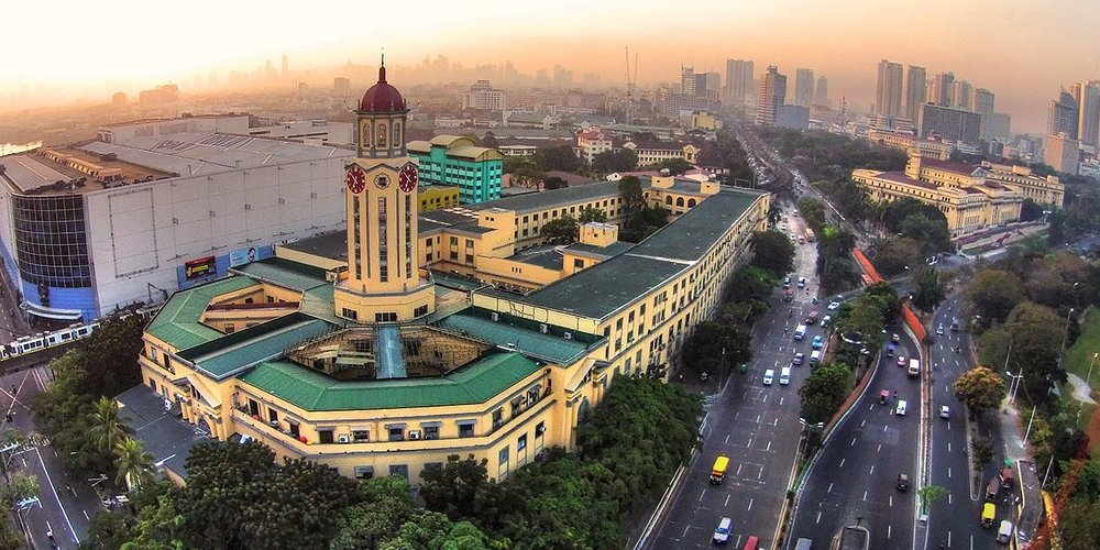 Manila City Hall taken by my Mavic Pro. Drone flying is still not tat strict in the Philippines but better be responsible by keeping away from no fly zones.