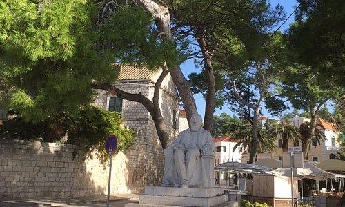Monument of Bogisic