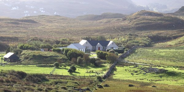 Foxwood on Skye from a distance