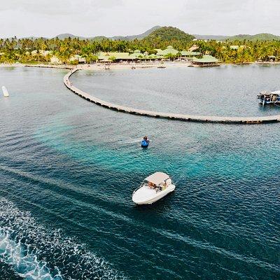 Excursion en bateau Martinique