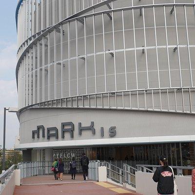 MARK IS福岡ももち建物