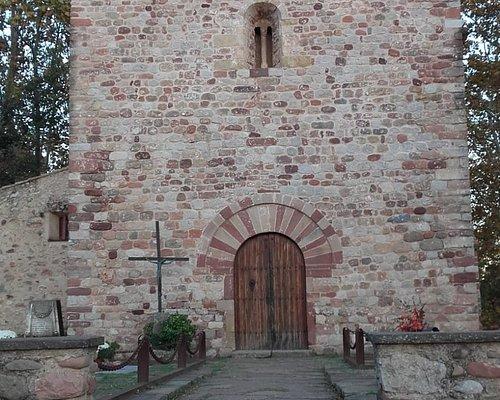 Església de Santa Maria de Gallecs