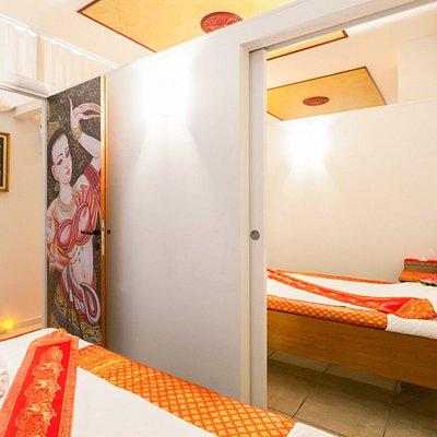 camere per massaggio di coppia