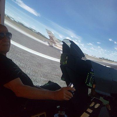 ביקור בטייסת בסינימטק גלילות לא מהעולם הזה