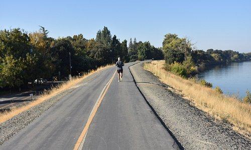 Bike/Run/Walk Path