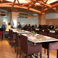 STUR is the new restaurant in the Philadelphia Museum of Art
